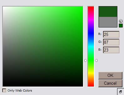 Large Color Picker